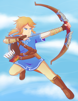Breath of the Wild by Domestic-hedgehog