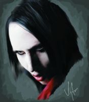 M Manson by mito0101