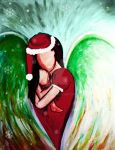 Mothers are Angels Holiday by Rene-L