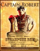 Abney Park: Captain Robert Rum by jkthedragon
