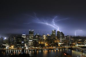 Lightning Pittsburgh 2 - 061814 by GTX-Media