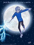 Rise of the Guardians - Jack Frost by JackFrostOverland