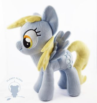 Derpy (4DE Style) by PlanetPlush