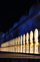 Sheikh Zayed Mosque 21-7 by QTR-StyLe