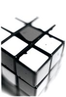 rubik cube by cipici