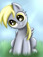 Curious Derpy :3 by MarkianaTC