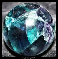 Fluorite by Myk-the-knife