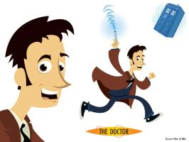 Doctor Who by raisegrate
