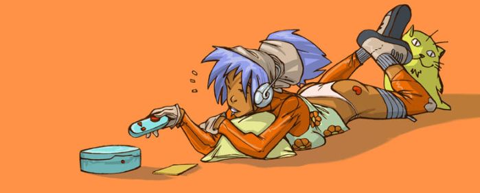 Music_on_the_floor by Djetho