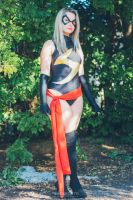 Cosplay Ms Marvel - Marvel Comics by gccosplay