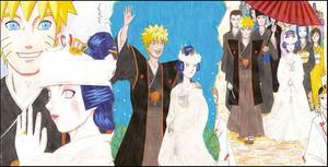 NaruHina Wedding Contest Entry by MajinLu