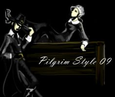 Pilgrim Style 2 by theTieDyeCloak