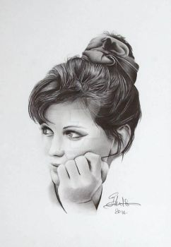 Claudia Cardinale  - Completed . by Cap007