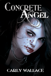 Concrete Angel Book Cover Art by jaylynnscraps