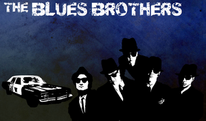 Blues Brothers Wallpaper by Garrett7392