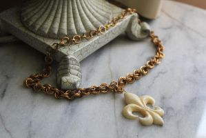Brass Lancelot Collection Chainmaille by medievalfaery