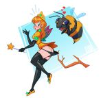 Fairy and Bee by Sodano