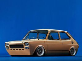 Fiat 127 by alemaoVT