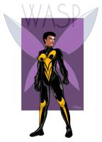 The Wasp 2012 by PaulSizer