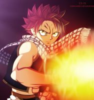 Natsu Dragneel V2 by Gray-Dous