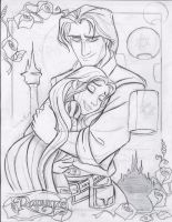 Tangled-Draft by Carlks