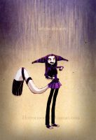 Natasha hate rain by CottonValent