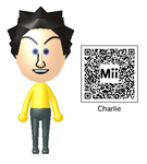 Charlie's QR Code by Kulit7215
