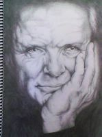 Anthony Hopkins by Sam-in-Motion