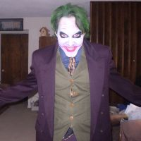 New Joker Make-Up Trial3 by Sonic1002