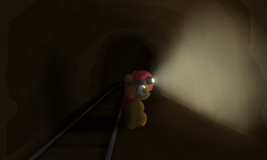 MLP: Searching the Tunnels by postcrusade