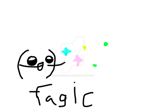 Fagic by the-anything-network