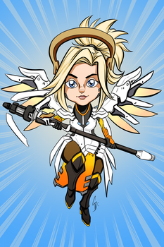 Mini Mercy by ShorterThanTheEeasel