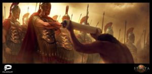 Sparta: War of Empires by mikrob