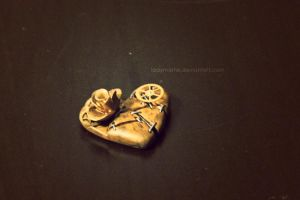 Steampunk Heart by LadyMartel