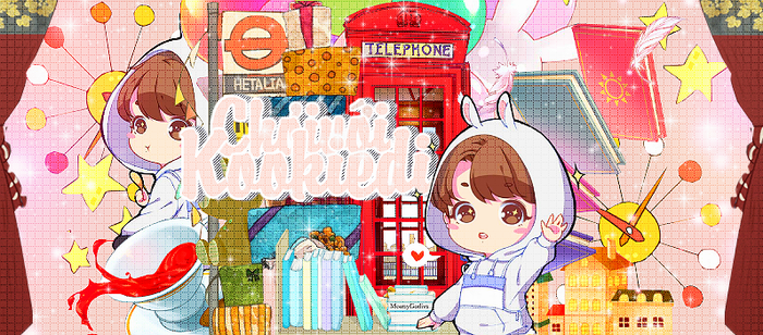 Cover Scrapbook: Play with Kookie by MoonyGodiva10902