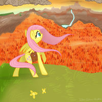 Perilous Journey by Isa-Isa-Chan