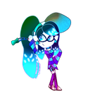 Melody Inkling by flame-finn-marce