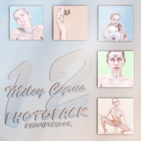 Miley Cyrus PhotoPack by Taylor555Swift