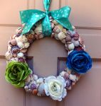 Summer Wreath by Lionsong