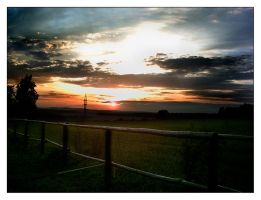 My favourite sunset by Aamarka