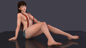 Lei Fang- Render 56 by Dizzy-XD