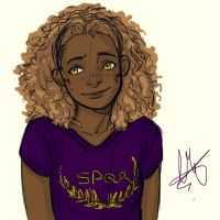 Hazel Levesque by Chopstickgal