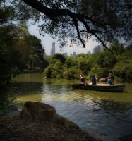 Central Park Relaxation by kbrimson