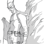 I'M F...KN BATTY by CoranKizerStone