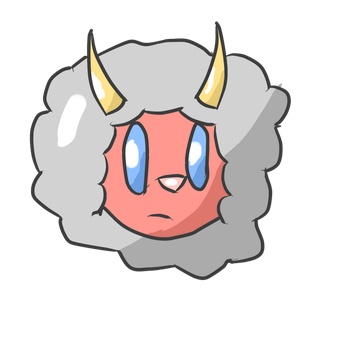 Devil sheep man/Avatar by mangazee