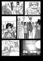 Jessie's Angels Page 8 by sketchandthecity