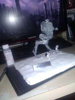 AT-ST - Attack on Hoth by Saka88Bln