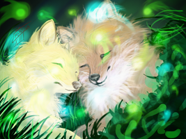 Mystical Slumber by Faustina13