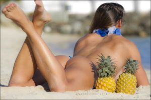 Pineapple stories #4 by pierrebernut