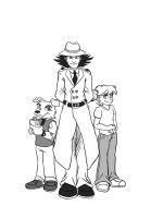 Go, Gadget go by CoyChacal
